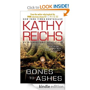 Post image for Kathy Reichs: Bone To Ashes $2.99