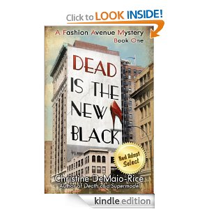 Post image for Amazon Free Book Download: Dead Is the New Black (Fashion Avenue Mysteries)