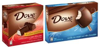 Post image for New Coupon: $1/1 DOVEBAR Ice Cream Multi-Pack ($.32 Each)