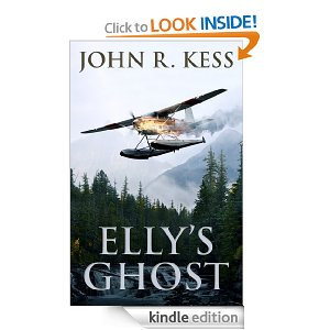 Post image for Amazon Free Book Download: Elly's Ghost