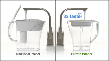 Post image for Amazon: Filtrete Water Pitcher $14.88
