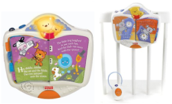 Post image for Amazon-Fisher-Price Discover 'n Grow Storybook Projection Soother Only $18.28