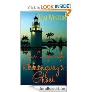 Post image for Amazon Free Book Download: Four Days with Hemingway's Ghost