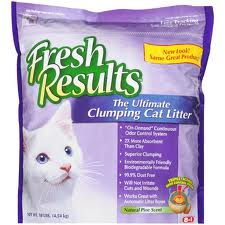 Post image for Walmart: Fresh Results Cat Litter $3.77