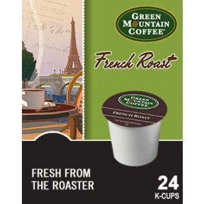 Post image for Green Mountain French Roast K-Cups $.50 Each