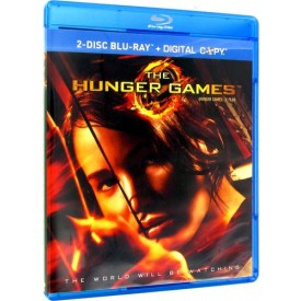 Post image for Amazon-The Hunger Games [2-Disc Blu-ray + Ultra-Violet Digital Copy] $12.00