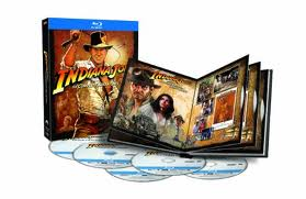 Post image for Father's Day Alert: Indiana Jones: The Complete Adventures [Blu-ray] $38.99