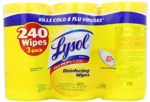 Post image for Lysol Wipes $.04 Per Wipe Shipped