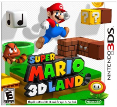 Post image for Amazon-Super Mario 3D Land Only $29.99