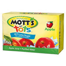 Post image for Harris Teeter:  Motts for Tots Juice Boxes $.18 Each