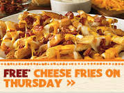 Post image for Outback Steakhouse: FREE Cheese Fries 5/2 and 5/9 Only!