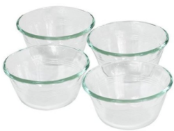 Post image for Amazon-Pyrex Bakeware 6-Ounce Clear Custard Cups, Set of 4 Only $6.81