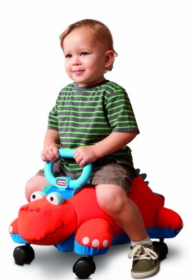 Post image for Amazon-Little Tikes Dino Pillow Racer $26.45 Shipped