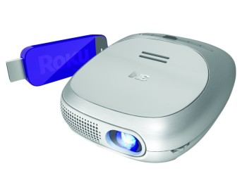 Post image for Amazon Daily Deal: 3M Streaming Projector Powered by Roku $169.99