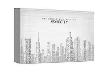 Post image for Amazon Gold Box Deal: Sex & The City: The Complete Collection (Deluxe Edition) (2010)