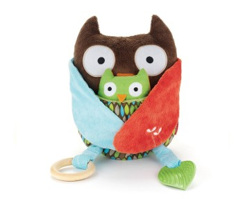 Post image for Amazon: Skip Hop Hug and Hide Activity Toy Only $12.79