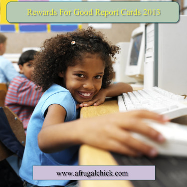 Post image for Rewards For Good Report Cards 2013 (Including Car Insurance)