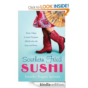 Post image for Amazon Free Book Download: Southern Fried Sushi
