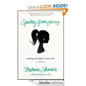 Post image for Amazon Free Book Download: Sparkly Green Earrings: Catching the Light at Every Turn