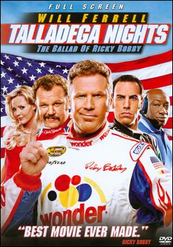 Post image for BestBuy.com Deal of the Day: Talladega Nights: The Ballad of Ricky Bobby DVD $2.99