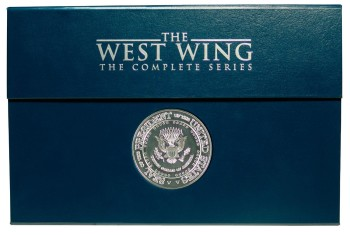 Post image for Amazon Gold Box Deal: The West Wing: The Complete Series Collection $79.99