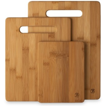 Post image for Amazon: Totally Bamboo 3-Piece Cutting Board Set $9.99