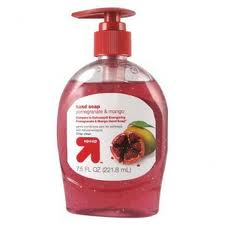 Post image for Target:  Up & Up Hand Soap $.47