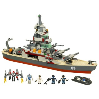 Post image for Amazon: KRE-O Battleship USS Missouri Only $28.53 Shipped (Lowest Price Ever)
