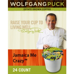 Post image for Wolfgang Puck Jamaica Me Crazy Keurig K-Cups $.49 Each