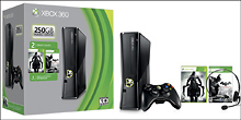 Post image for XBox 360 Sales: $199 for 250GB Holiday Bundle After $50 Promotion