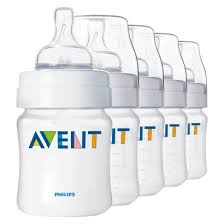 Post image for Amazon: 3 Philips AVENT BPA Free Natural Polypropylene Bottles $14.03