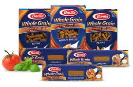 barilla whole wheat pasta