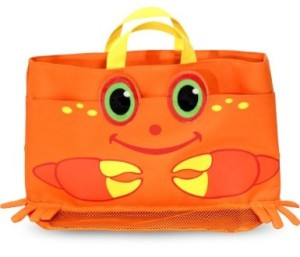 Post image for Amazon-Melissa & Doug Sunny Patch Clicker Crab Beach Tote Bag $11.46