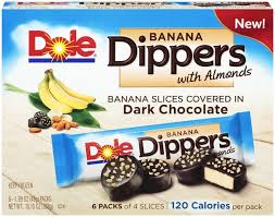 Post image for New Coupon: $0.75/1 DOLE Banana Dippers (Deals Galore)