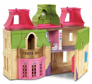 Post image for Amazon-Fisher-Price Loving Family Dream Dollhouse Only $46.56