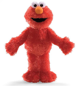Post image for Amazon-Gund Sesame Street 13″ Elmo Only $9.16