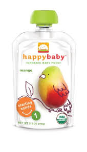 Post image for Amazon:  Happy Baby Organic Baby Food $.64 Each Shipped