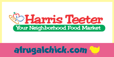 Post image for Harris Teeter Super Double Coupons 1/1 – 1/7