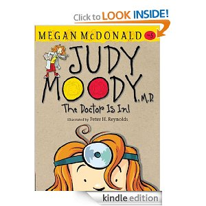 Post image for Amazon: Judy Moody, M.D.: The Doctor Is In! $.99