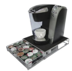 Post image for Amazon-Keurig K-Cup Storage Drawer for 36 K-Cups $14.99