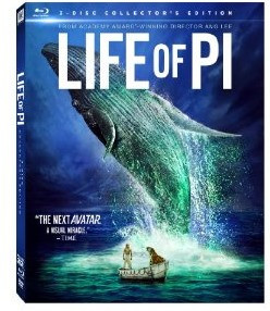 Post image for Amazon-Life of Pi Blu-ray 3D $19.99