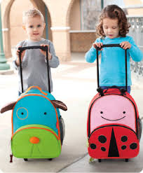 Post image for Amazon: Skip Hop Zoo Little Kid Luggage $20.50 (SOOO Cute)