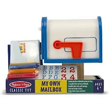 Post image for Amazon: Melissa and Doug My Own Mailbox for $14.20