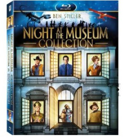 Post image for Amazon-Night at the Museum Collection on Blu-ray Only $9.99