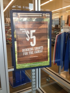 Post image for TODAY ONLY: Old Navy Running Shorts $5