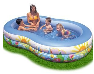 Post image for Amazon-Intex Recreation Swim Center Paradise Lagoon Pool Just $15.00