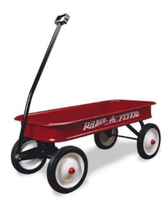 Post image for Amazon-Radio Flyer Classic Wagon $79.00