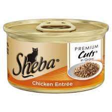 Post image for GONE: Free Sample Sheba Cat Food