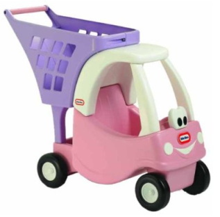 Post image for Amazon-Little Tikes Cozy Shopping Cart $26.21
