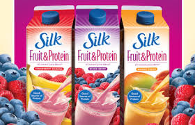 Post image for Target: Silk Fruit and Protein Half Gallon $.74